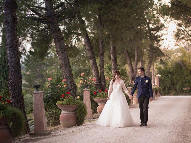 Il matrimonio di Federico e Katia a Pergola, Pesaro - Urbino 50
