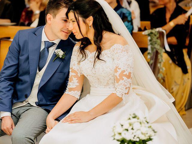 Il matrimonio di Mario e Teresa a Foggia, Foggia 20