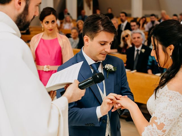 Il matrimonio di Mario e Teresa a Foggia, Foggia 21
