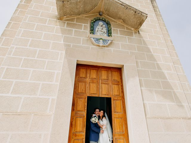 Il matrimonio di Mario e Teresa a Foggia, Foggia 27