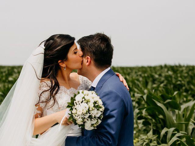 Il matrimonio di Mario e Teresa a Foggia, Foggia 31