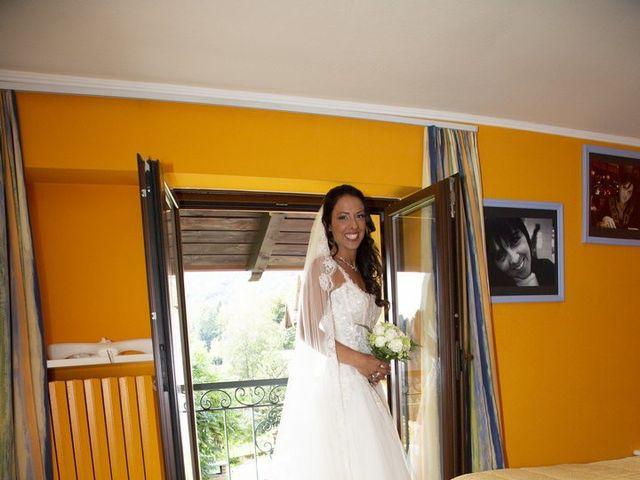 Il matrimonio di Claude e Debora a Pellio Intelvi, Como 6