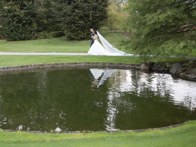 Il matrimonio di Claude e Debora a Pellio Intelvi, Como 9