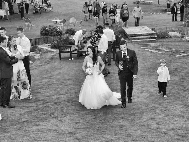 Il matrimonio di Claude e Debora a Pellio Intelvi, Como 15