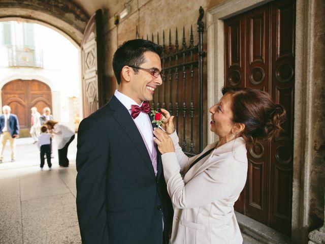 Il matrimonio di Francesco e Julie a Vigevano, Pavia 26
