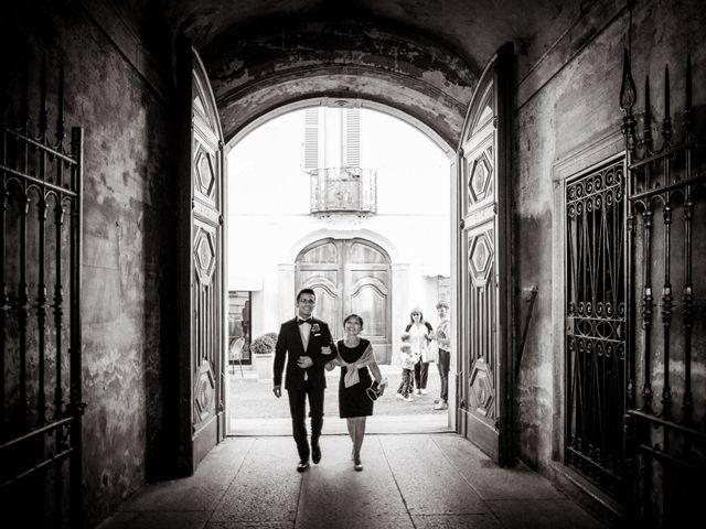 Il matrimonio di Francesco e Julie a Vigevano, Pavia 28