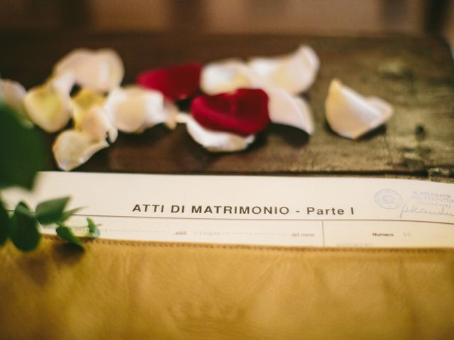 Il matrimonio di Francesco e Julie a Vigevano, Pavia 32
