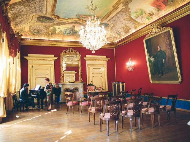 Il matrimonio di Francesco e Julie a Vigevano, Pavia 34