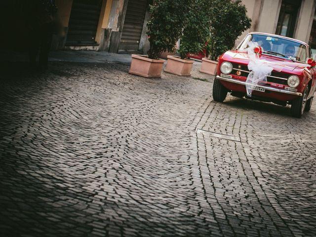 Il matrimonio di Francesco e Julie a Vigevano, Pavia 38