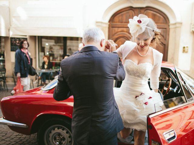 Il matrimonio di Francesco e Julie a Vigevano, Pavia 40