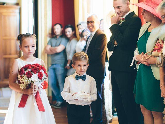 Il matrimonio di Francesco e Julie a Vigevano, Pavia 44