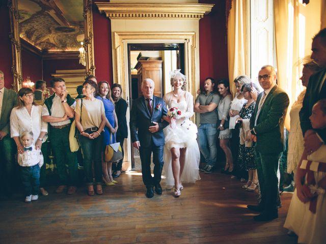 Il matrimonio di Francesco e Julie a Vigevano, Pavia 47