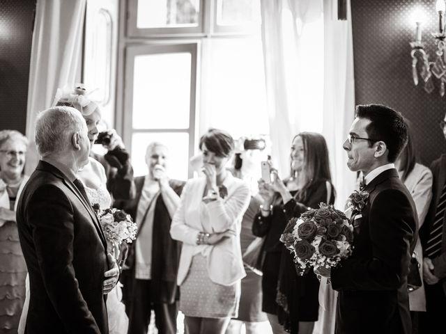 Il matrimonio di Francesco e Julie a Vigevano, Pavia 48