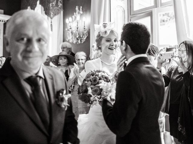 Il matrimonio di Francesco e Julie a Vigevano, Pavia 49