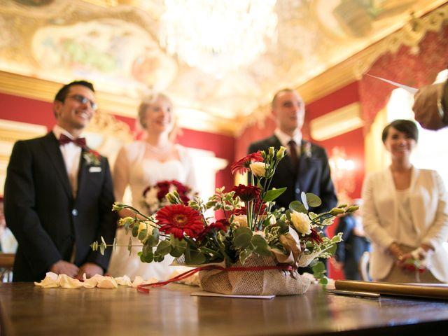 Il matrimonio di Francesco e Julie a Vigevano, Pavia 50