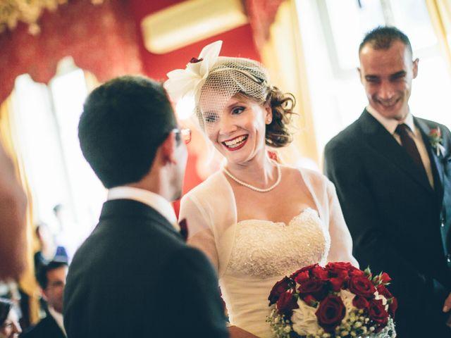 Il matrimonio di Francesco e Julie a Vigevano, Pavia 51