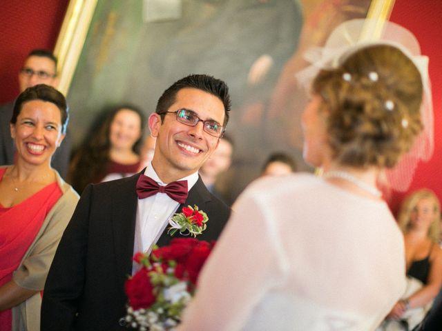 Il matrimonio di Francesco e Julie a Vigevano, Pavia 52