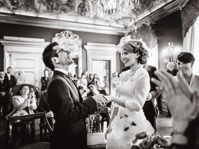 Il matrimonio di Francesco e Julie a Vigevano, Pavia 54