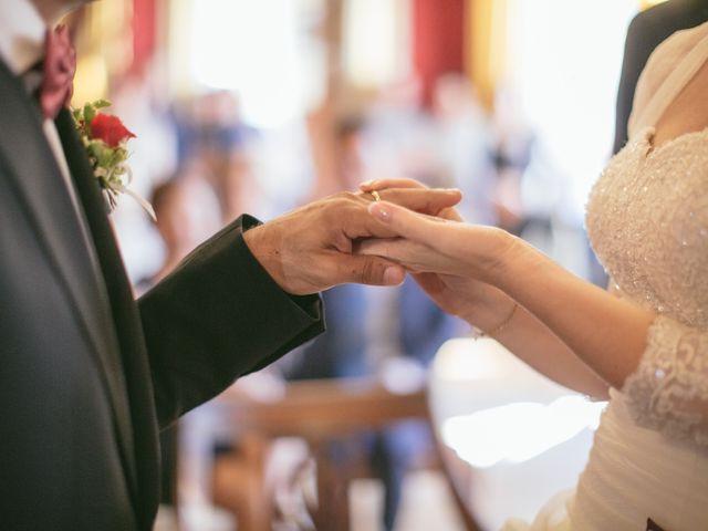 Il matrimonio di Francesco e Julie a Vigevano, Pavia 55
