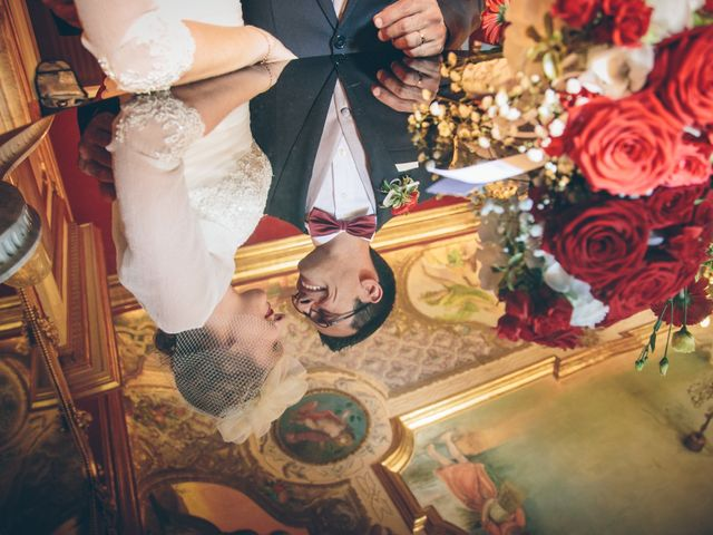 Il matrimonio di Francesco e Julie a Vigevano, Pavia 67