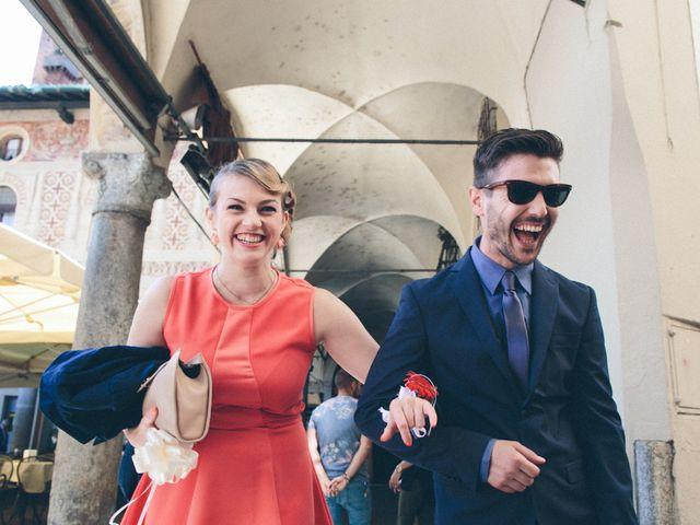 Il matrimonio di Francesco e Julie a Vigevano, Pavia 75