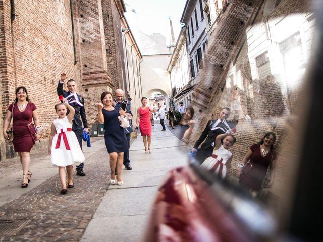 Il matrimonio di Francesco e Julie a Vigevano, Pavia 78