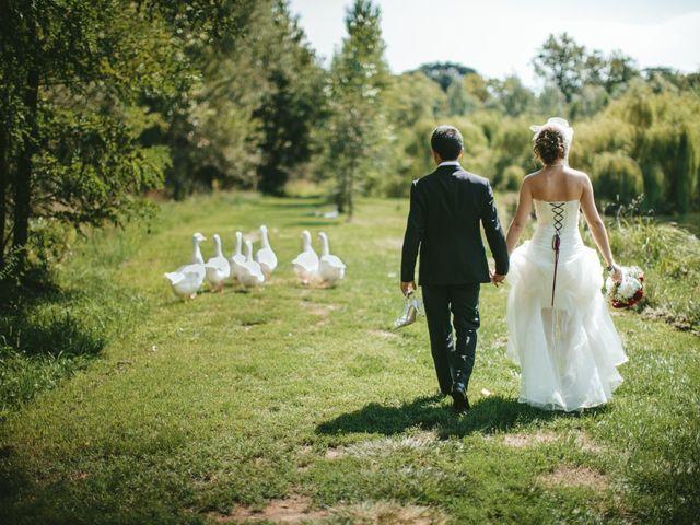 Il matrimonio di Francesco e Julie a Vigevano, Pavia 80