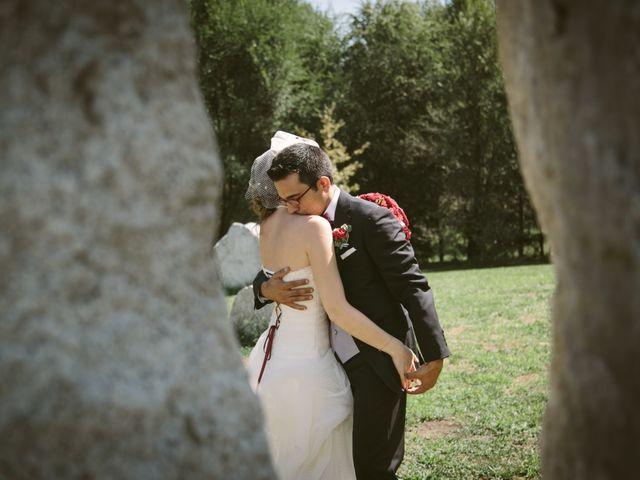 Il matrimonio di Francesco e Julie a Vigevano, Pavia 87