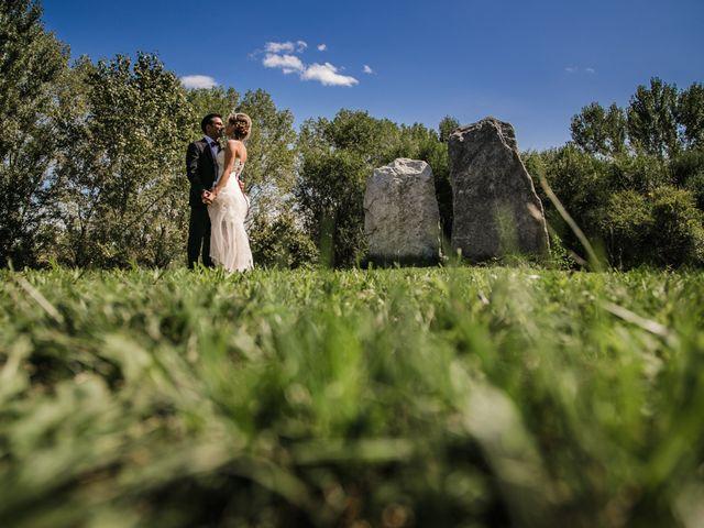 Il matrimonio di Francesco e Julie a Vigevano, Pavia 88