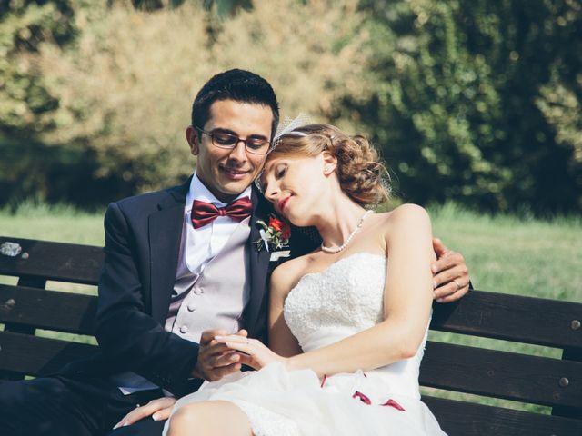 Il matrimonio di Francesco e Julie a Vigevano, Pavia 91