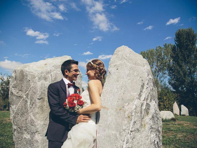 Il matrimonio di Francesco e Julie a Vigevano, Pavia 92