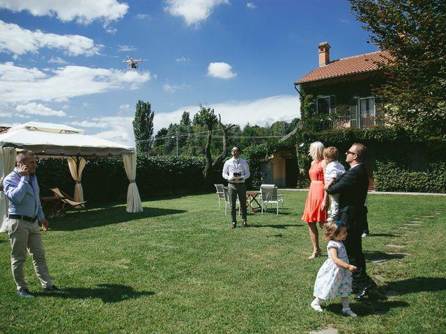 Il matrimonio di Francesco e Julie a Vigevano, Pavia 98