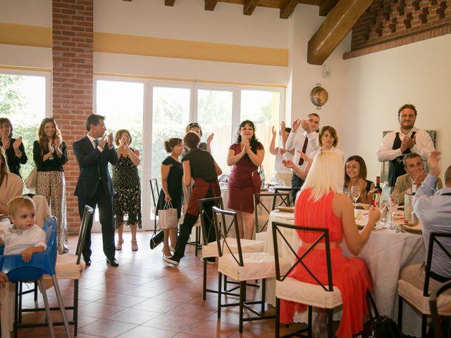 Il matrimonio di Francesco e Julie a Vigevano, Pavia 107