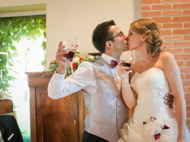 Il matrimonio di Francesco e Julie a Vigevano, Pavia 119