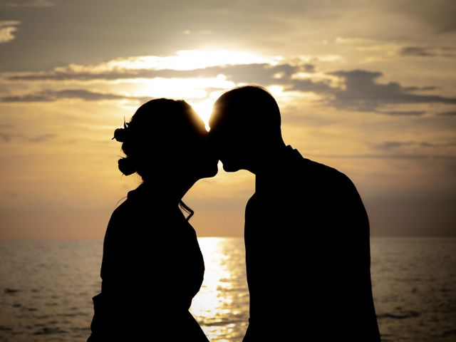 Le nozze di Federica e Fabiano