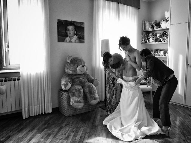 Il matrimonio di Alessandro e Laura a Albonese, Pavia 9