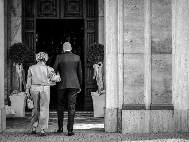 Il matrimonio di Alessandro e Laura a Albonese, Pavia 19