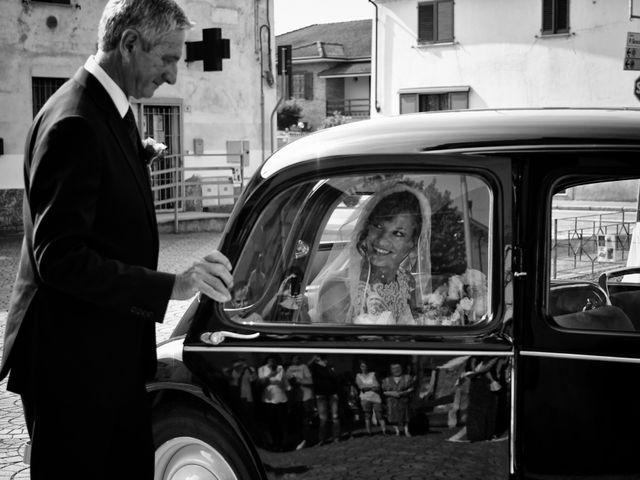 Il matrimonio di Alessandro e Laura a Albonese, Pavia 22