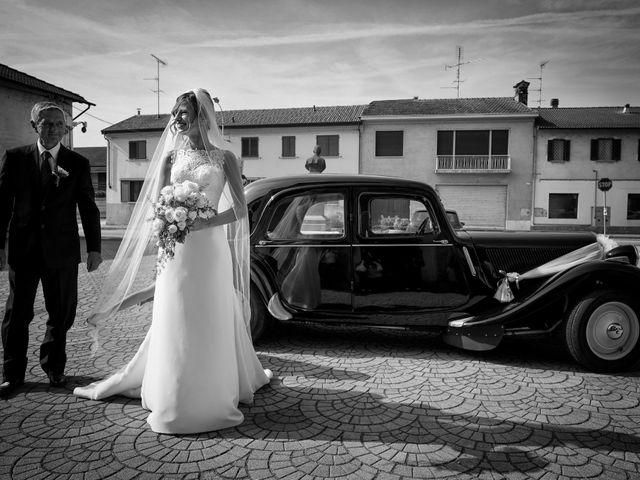 Il matrimonio di Alessandro e Laura a Albonese, Pavia 23