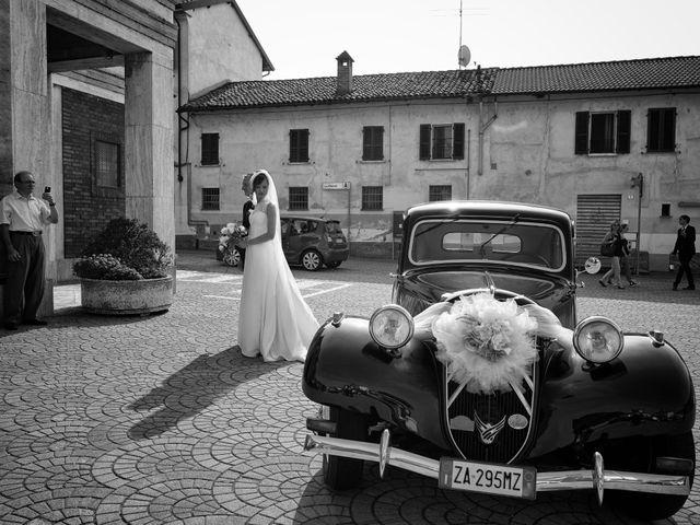 Il matrimonio di Alessandro e Laura a Albonese, Pavia 24