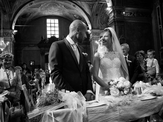 Il matrimonio di Alessandro e Laura a Albonese, Pavia 26