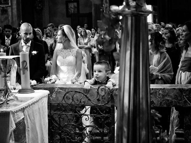 Il matrimonio di Alessandro e Laura a Albonese, Pavia 34