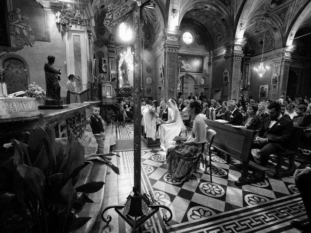 Il matrimonio di Alessandro e Laura a Albonese, Pavia 28