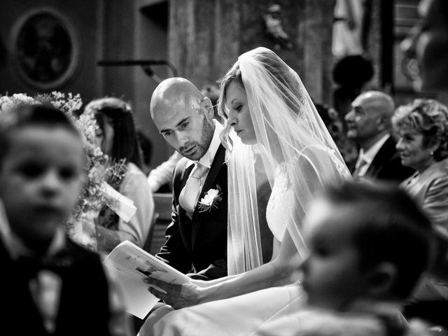 Il matrimonio di Alessandro e Laura a Albonese, Pavia 27