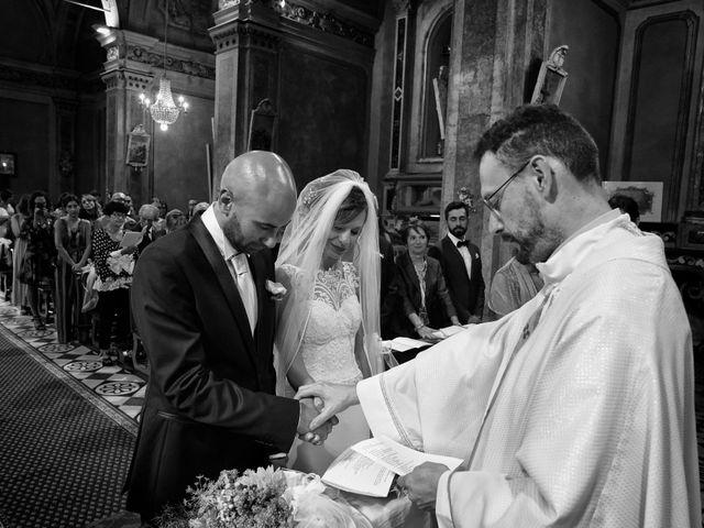 Il matrimonio di Alessandro e Laura a Albonese, Pavia 29