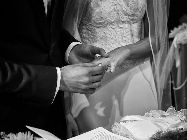 Il matrimonio di Alessandro e Laura a Albonese, Pavia 31