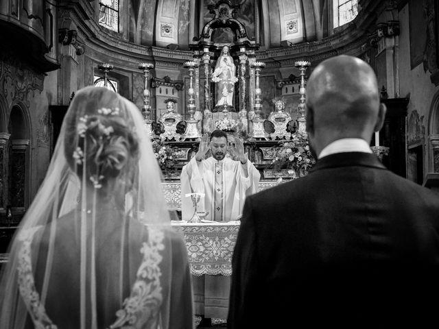 Il matrimonio di Alessandro e Laura a Albonese, Pavia 36