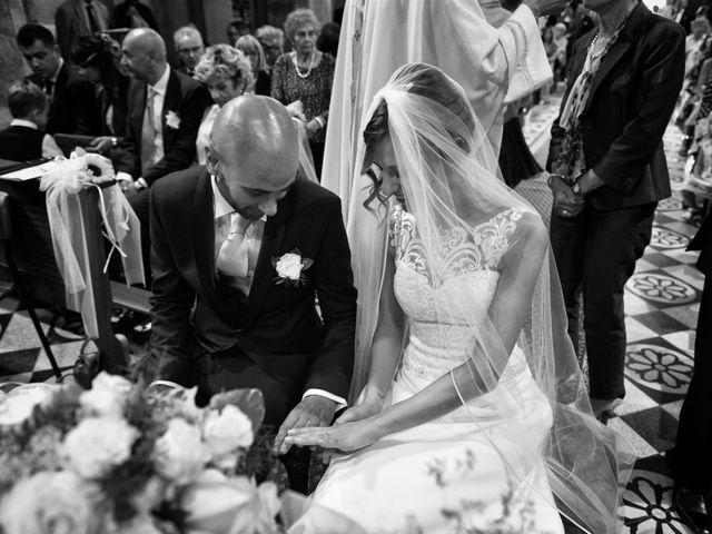 Il matrimonio di Alessandro e Laura a Albonese, Pavia 33