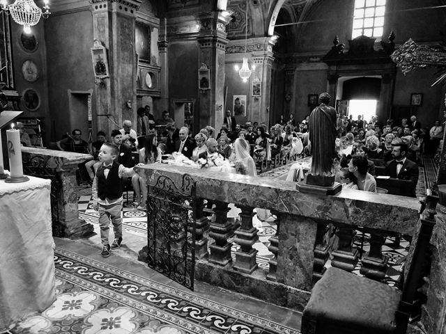 Il matrimonio di Alessandro e Laura a Albonese, Pavia 35
