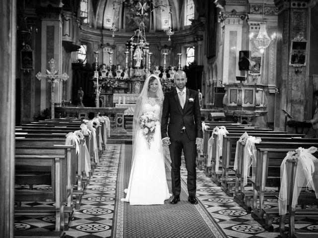 Il matrimonio di Alessandro e Laura a Albonese, Pavia 38